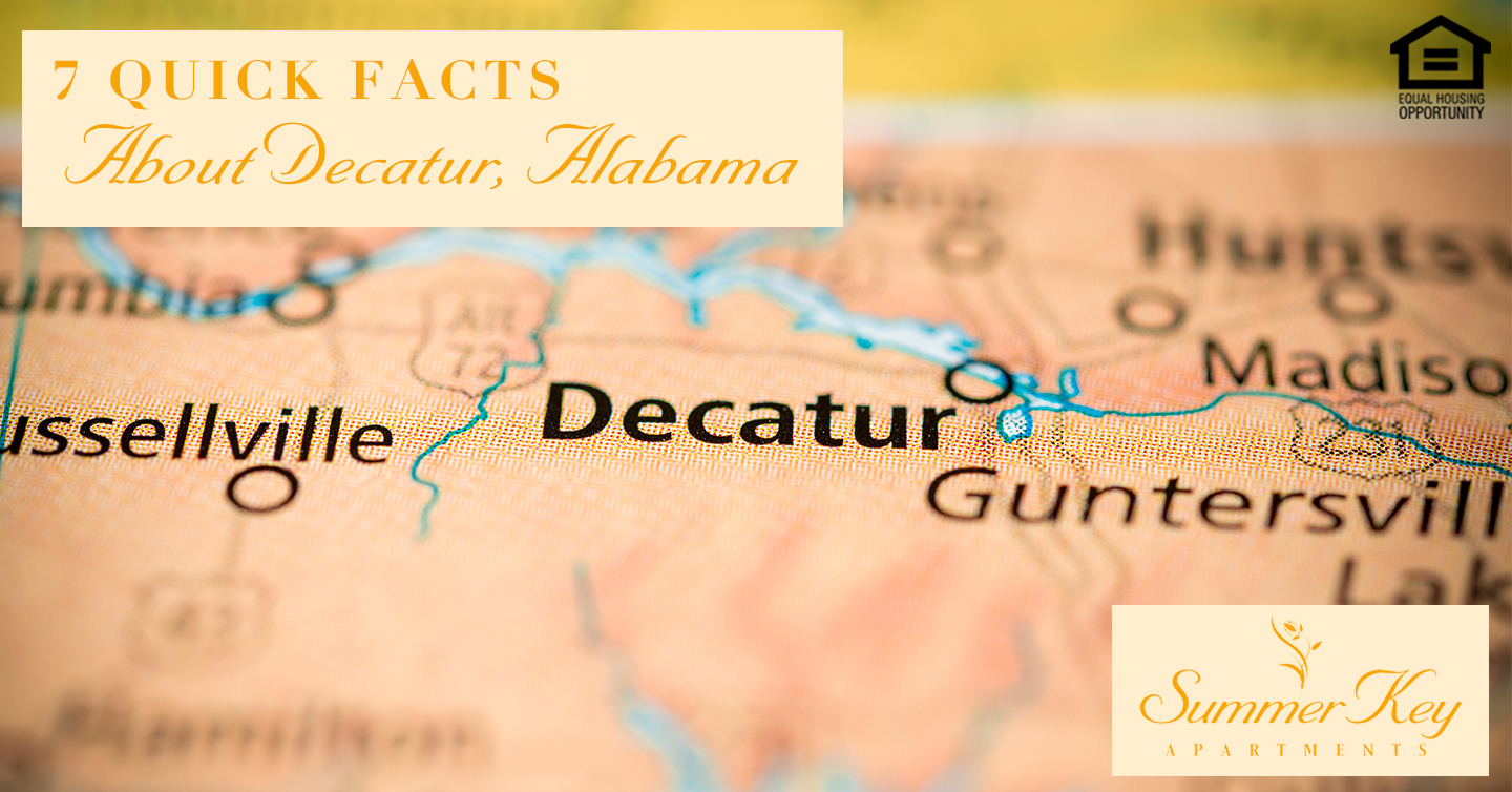 facts about Decatur, Alabama