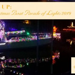 Decatur Christmas Boat Parade of Lights 2019