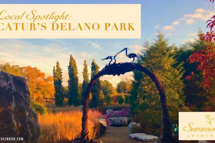 Local Spotlight: Decatur's Delano Park