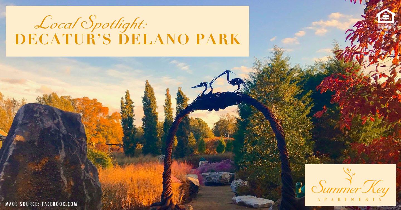 Decatur's Delano Park