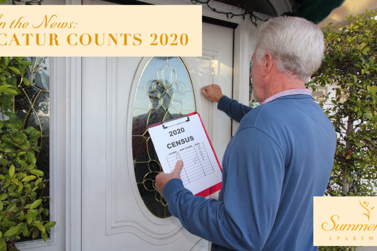 In the News: Decatur Counts 2020