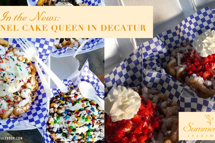 In the News: Funnel Cake Queen in Decatur